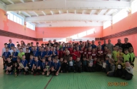 Турнир по мини-футболу среди команд 2010-2011 г.р., посвященный