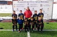 Итоги открытого первенства г. Ярославля по футболу среди юношей 2011 г.р.