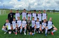 Команда МАУ СШ №6 - победитель регионального этапа турнира