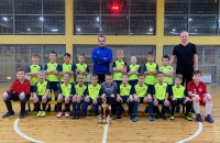 Команда МАУ СШ №6 - Чемпионы