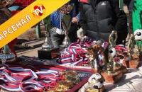Итоги межрегионального турнира по футболу среди команд 2012 г.р. памяти Н.Н. Сергиенко