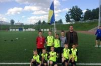 Команда СШ №6 - бронзовый призер в Кубоке АМФ